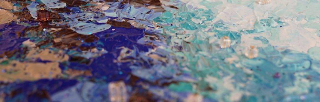 Home Silke Timpe Contemporary Art - Spread Joy With Happy Art